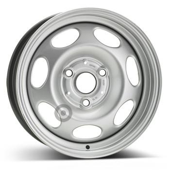 BENET 5,5J x 15 3x112 57 ET22 stříbrné