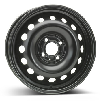 BENET 5,5J x 15 4x100 60 ET43 černé