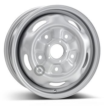 BENET 5,5J x 15 5x160 65 ET60 stříbrné