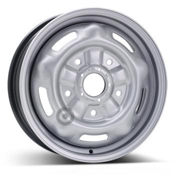 BENET 5,5J x 16 5x160 65 ET56 stříbrné