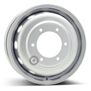BENET 5Jx16 6x180 138,8 ET107 stříbrné