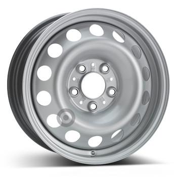 BENET 6,5J x 16 5x120 72,5 ET46 stříbrné