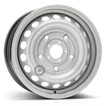 BENET 6,5J x 16 5x160 65 ET60 stříbrné