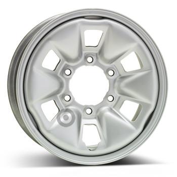 BENET 6JJ x 15 6x139,7 106 ET30 stříbrné