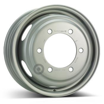 BENET 6Jx16 6x205 161 ET123 stříbrné