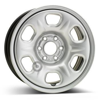 BENET 7J x 16 6x114,3 66 ET30 stříbrné