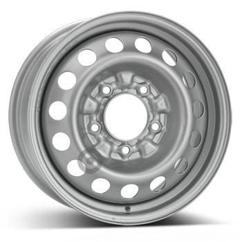 BENET 7Jx16 5x139,7 95,3 ET45 stříbrné