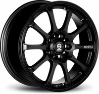 SPARCO Drift Black 6.5x15 4x100 ET37 63.4