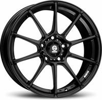 SPARCO Gara Black 6.5x15 4x100 ET37 73.1