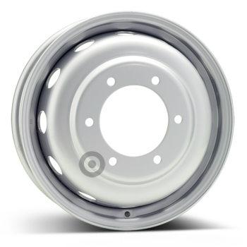 BENET 5J x 16 6x180 138,8 ET107 stříbrné