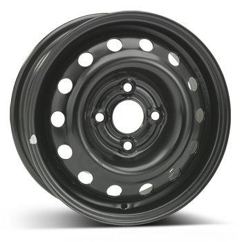 BENET 5Jx13 4x100 56,5 ET45 černé