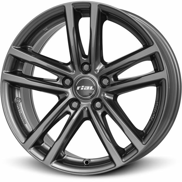 rial X10X MG 8,5x18 5x120 ET50 65,1